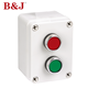 B&J Customized IP68 Watertight Electrical Abs Plastic Junction Boxes