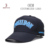 Guangdong factory High quality Cotton fabric  Black 3D Embroidery custom logo  Baseball Caps for sports