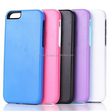 Two Tone Dual Layer Armor Protective Case for iPhone 6