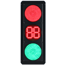 Import traffic warning light traffic light model digital countdown timer