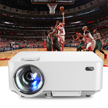 Best Mini Projector Led 1500 Lumens Home Movie Projector