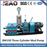BW150 Three-Cylinder Mud Pump Grouting Injection Pump Slurry Pump