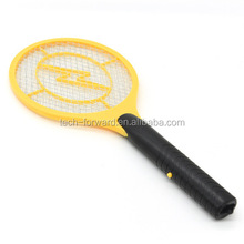 Mini Bug Zapper Rechargeable Mosquito Fly Killer and Bug Zapper Racket With 3000V USB Charging Super-Bright LED Light