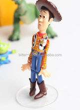 Plastic cartoon Toys Story character action figure
