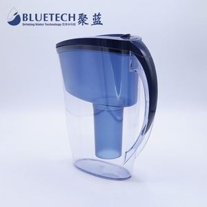 Hot and Best Cheap Price and Good Quality UF Water Treatment Purifier with Activated Carbon Alkaline Filter Dispenser Pitcher