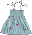 cotton baby fashion dress