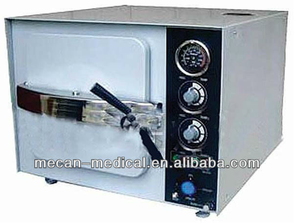 MCS-XB20J 20L 24L 4~6 minutes rapidly sterilizing Portable Pressure Steam Sterilizer