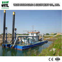 2015 hot sale High Quality cutter head suction dredger