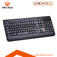 Multimedia Original Wired Brand Name Keyboard for PC