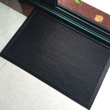 Fingertip Flooring Thin Rubber Door Mat