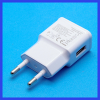European wholesale cell phone accessories slim usb wall charger for samsung smart charger for mobile phone