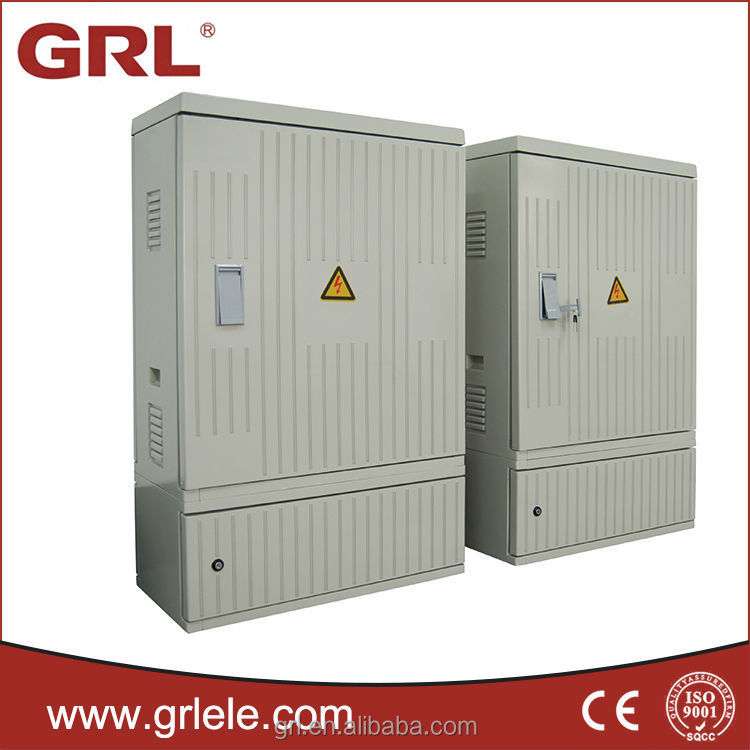 SMC fiberglass cabinet electrical waterproof distribution box