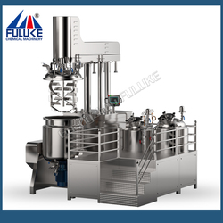 Made in China FLK vacuum emulsifying mixing equipment