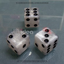 marble sided dices