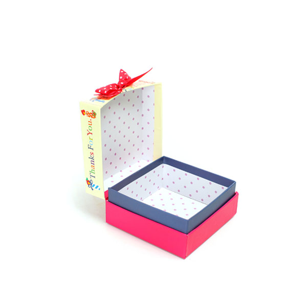 Mountain Handmade Customized Excellent Paper Jewelry Packing Box