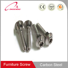 Hight Quality Non-standard Carbon Steel Trox Head Screw With Washer