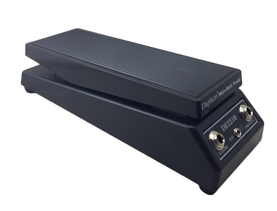 Daphon Classic wah wah pedal for guitar DF2210 provided by factory directly