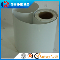 Self adhesive colorful PVC insulation tape