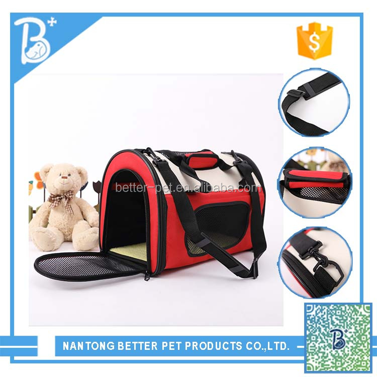 Pet Dog Puppy Carrier Travel Backpack Bags / cat carrier