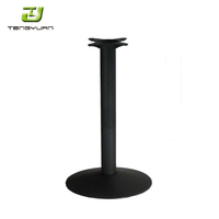 Factory Price Cast Iron Restaurant Table