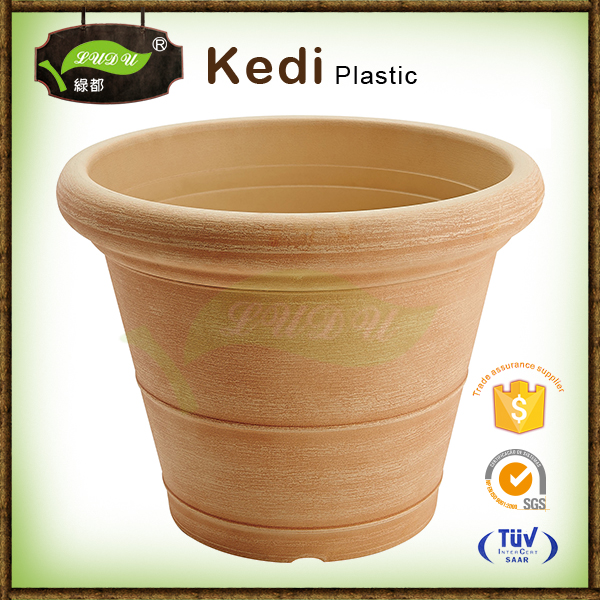 10% discount beige spray paint plastic indoor square planter flower pots and planting