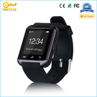 2016 Top selling metal bluetooth Smart wristwatch factory price android 4.0 Smart Watch T2 U8 DZ09 V360