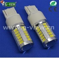 Ultra bright Parking light/led car reversing light 1156 p21w S25 1156/7 33SMD 5630 led auto Turn Signal lamp