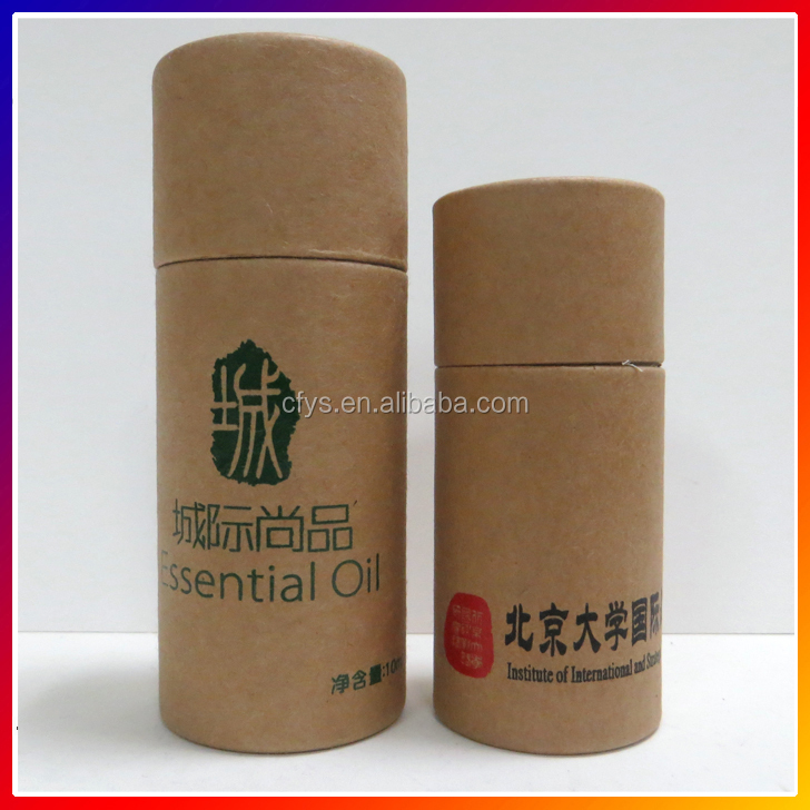Factory Direct Sale Biodegradable Cardboard Paper Tube Gift Box,Custom Round Food Grade Paper Tube