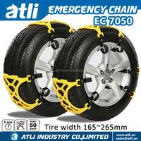 TPU dianmond Emergency snow Chain