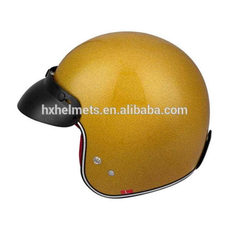 Top Quality Football Motocross Open Face Scooter Bike Motorcycle Helmet