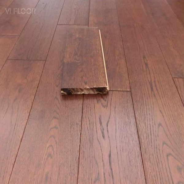 Solid Natural Oak 90 x 18mm Lacquered Wood Flooring