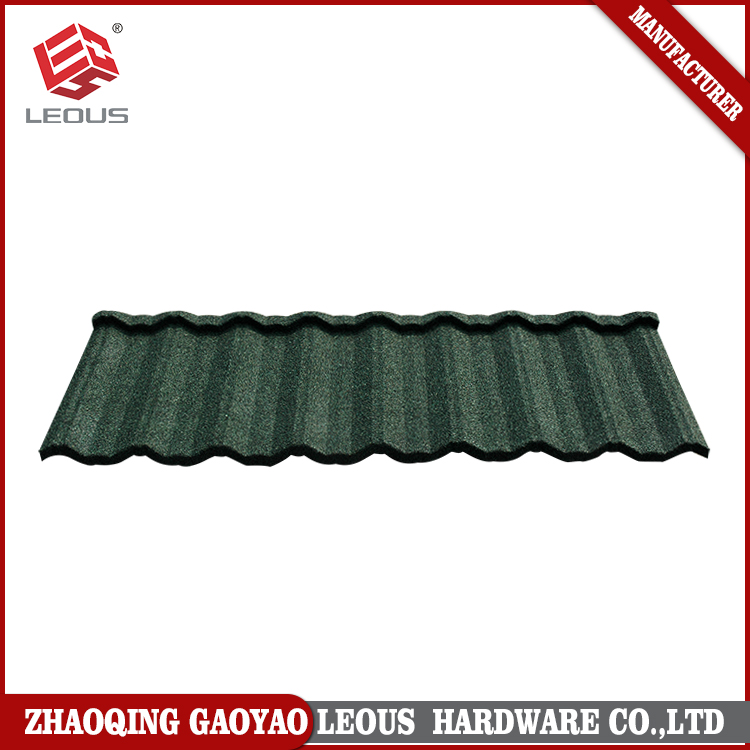 Shingle Roofing Materials,Colorful Stone Coated Metal Roof Shingle