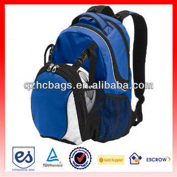 2014 New Product Sports Soccer Backpacks (ESC-SSB022)