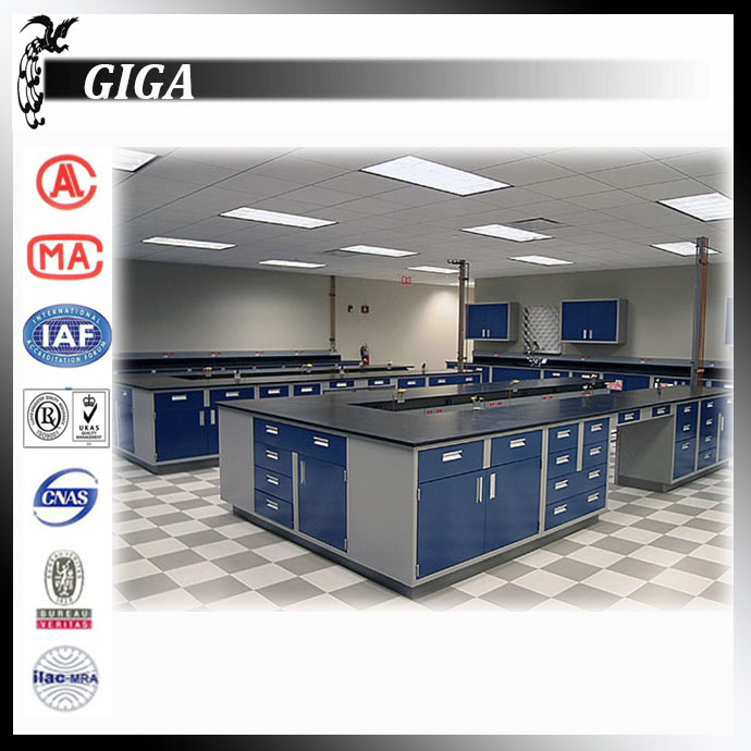 GIGA chemistry high school lab equipment