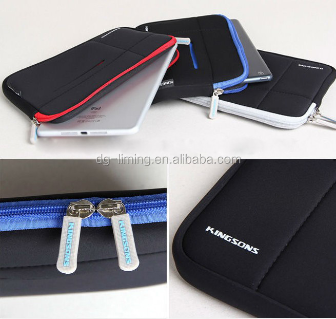 Promotional Custom printed neoprene laptop sleeve