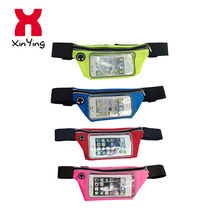 Running Belt Waist Pack for iPhone 7 6S 6 Plus -Water Resistant Reflective Zipper Fanny Pack Pouch for Workout,Fitness,Women&Men