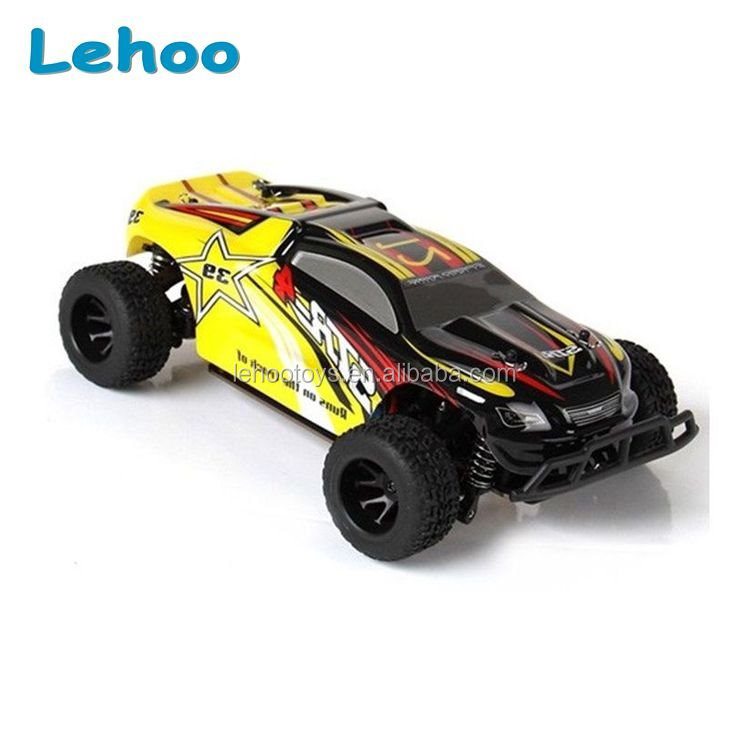 Electronic toys 1:18 2.4G RC 4WD High Speed Truggy toy hobbies rc buggy