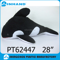 best halloween plush stuffed inflatable toy in lovely dolphin design