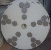 Midstar Diamond Sponge Polishing Pads for Floor Renewing