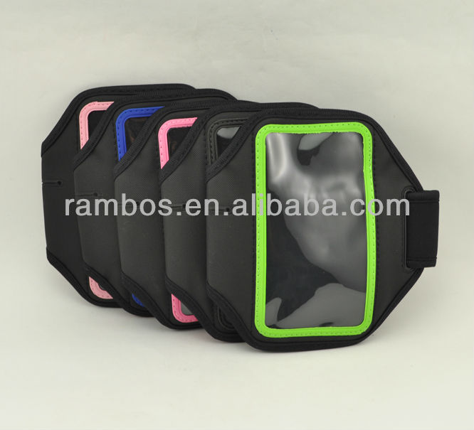 For Samsung Galaxy S4 Mobile Phone Armband Case, New Stylish Sport Armband For S4