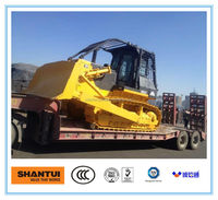 China Shantui bulldozer SD22F 220HP dozer for forest work