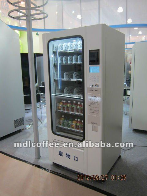 Soft Drinks/Sports Drinks/ Soda/ /Bottle Milk Vending Machine LV-205A
