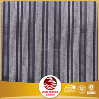 China polyester cotton blend chenille upholstery fabric