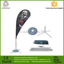 Hot sales Heavy promotional flag pole