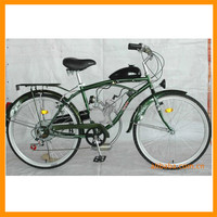 24'' 26'' 28'' inch Competitive 48cc/49cc/50cc 60cc 66cc powered two 2 stroke bike engine 80cc bicycle motor kit for sale