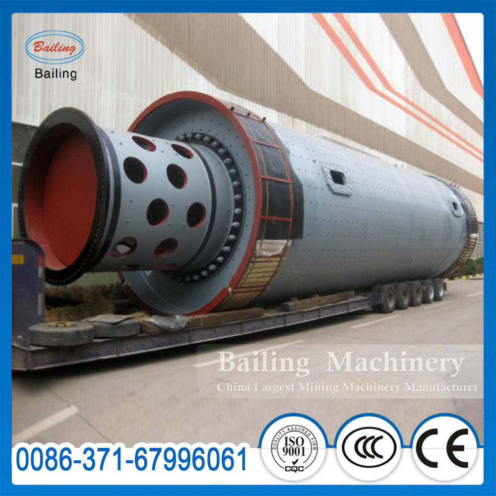 Cement ball mill/Energy-saving Cement Mill/hf tube mill