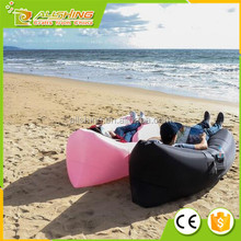 Wholesale Square/Banana Inflatable Lounger, Portable Air Beds Sleeping Sofa Couch For Travelling, Camping, Beach, Park, Backyard