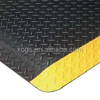 Antiest tico esd alfombra fatiga salas blancas antideslizante alfombra alfombra del piso - Alfombra de goma para piso ...