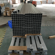 High quality cheap aluminum mounting clamp /Ballast Racking System or Cable Ducts