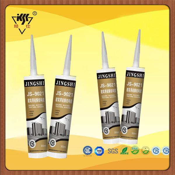 Neutral Curing Auto Glass Construction Silicone Sealant